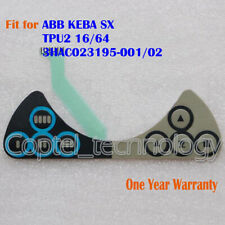 New Membrane Keypad for Abb Keba Sx Tpu2 16/64 3Hac023195-001 /02 Teach Pendant