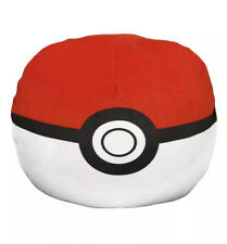Pokemon Pokeball Cloud Pillow cushion