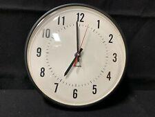 New listing Simplex 6310-9231 12″ Round Synchronized Wall Clock