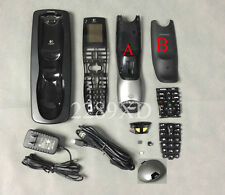 1 Pc logitech Harmony 900 remote part: Faceplate,Keypads,Back covers,Cradle etc.