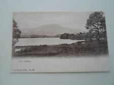 LOCH ACHRAY, Vintage Postcard, The Wrench Series No 429 Unposted  §B1446