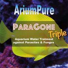 ParaGone Triple - for Marine / Freshwater / Tropical Aquarium Parasite / Fungus