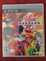 Bakugan: Battle Brawlers *BRAND NEW/FACTORY SEALED* Sony PS3 PlayStation 3 Game