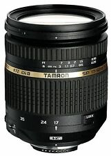 Tamron  SP AF 17-50  mm / 2,8 XR DI II VC Objektiv für Nikon  B-Ware Fachhändler