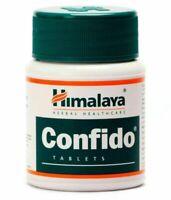 3 Tubs Himalaya Herbal confido Tablet 180 Tablets