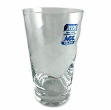 Krosno Crystal Highball Glass Swirl Design