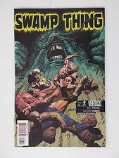 Swamp Thing 8 - (Backyard Wrestling 2) - US Comic/ad 1
