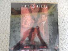 The X Files - Humbug / Anasazi  Laserdisc BRAND NEW!! STILL SEALED!!