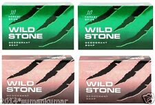 Wild Stone Deodorant Soap Forest & Musk Fragrance for Dirt Impurities Pack Of 4