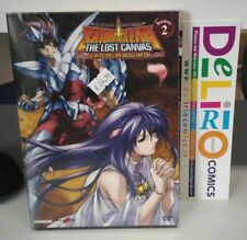 DVD - SAINT SEIYA THE LOST CANVAS STAGIONE 2 - Ed. DYNIT SCONTO 10%