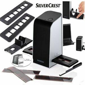 Silvercrest Negativ Digitalisierer SND 3600 C2 Film Diascanner Foto Dia Scanner