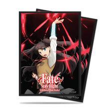 Fate/Stay Night - Rin Card Sleeve [Ultra PRO] [TCG CCG] [PKMN MTG]