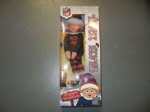 Denver Broncos Team Elves Forever Collectibles( Elf on Shelf) New in Box