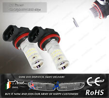 H11 LED Xenon White 6000k Daytime Running Lights Foglight Spot Bulbs 12V 24V
