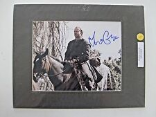 Jorah Mormont (Game of Thrones) photo SIGNED by Iain Glen! COA included.