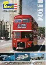 Revell Model Catalogue 2011