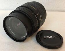 Sigma 28-80mm f/1:3.5-5.6 AF Macro Lens *Fast Ship* E3