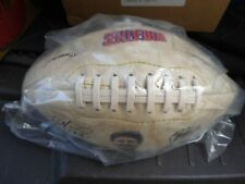 VTG DAN MORINO WHEATIES FOOTBALL 2000 NEW IN PLASTIC INSIDE MAILING BOX