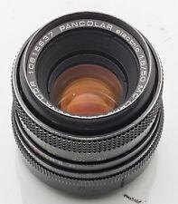 Carl Zeiss aus Jena Pancolar electric 50mm 50 mm 1.8 1:1.8 M42 Anschluss