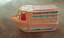 Vintage Barbie Cruise Ship Boat