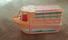 Vintage Barbie Cruise Ship Boat