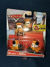 Disney Pixar Cars NEW Nat McLugnut and Michael Honksell  Lightning Mcqueen