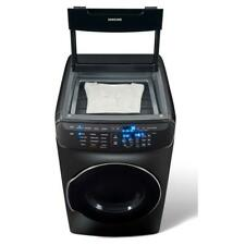 "Samsung FlexWash Dve55M9600V 27 Inch Smart FlexDryâ""¢ Electric Dryer"
