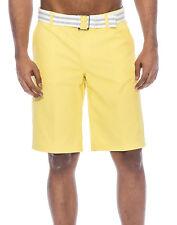Men's Shorts Bahamas Belted Walkout Casual Fashion Shorts Beach Jogger Shorts