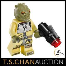 Lego Star Wars Bounty Hunter Bossk 75167 Minifigure Mini Figure Minifig (NEW)