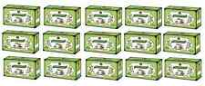 15 BOXES SENNA TEA Colon Cleansing / Laxative / Detox / Weight Loss 300 bags