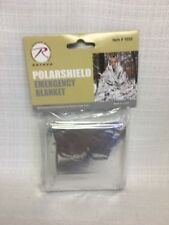 (CD) Polarshield Emergency Survival Blanket, Space Blanket Free US Shipping
