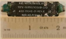 Kampl Microwave Filter 11fv 16350x3500 00