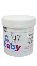 Q7 PARIS Bebé dermatitis del pañal mantequilla (' Angel Flores' ): con aceite de semilla de ricino - 200ml