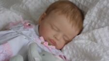 SEVENTH HEAVEN REBORN  BABY GIRL DOLL ROSALIE BY OLGA AUER NEW RELEASE