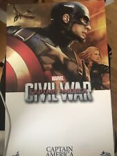 hot toys captain america civil war mms350