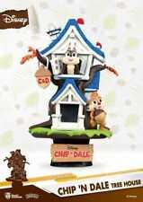 Beast Kingdom D-stage Chip' N Dale Tree House Figura