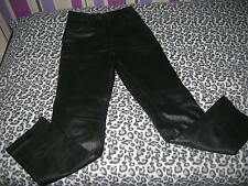 Natural Leather Trousers for Women/ Girl HUGO BOSS
