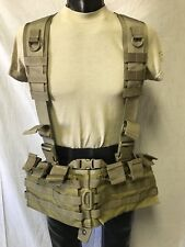 SO TECH MEDICAL ASSAULT CHEST HARNESS SYSTEM (VEST ONLY), COYOTE BROWN, NWOT