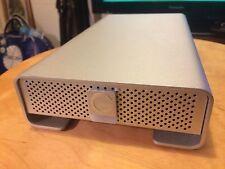 G-Technology 2TB G-Drive 7200RPM External Hard Drive eSATA FireWire 800 USB 2.0