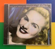 Very Best of Deanna Durbin.  CD