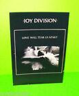 JOY DIVISION LOVE WILL TEAR US APART VINTAGE POSTCARD UNUSED CC-531 FRANCE