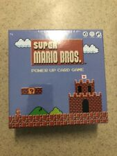 New Super Mario Bros Power Up Card Game - USAopoly Nintendo Classic Video Game