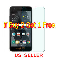 1x Clear LCD Screen Protector Guard Cover Film For LG Fortune/ Risio 2 / Rebel 2