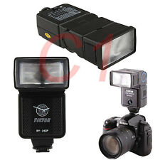 YINYAN BY-24ZP Flash Speedlight for Canon Nikon Pentax Olympus Panasonic Fuji
