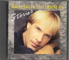 "RICHARD CLAYDERMAN - RARO CD FUORI CATALOGO 1991 "" STORIES """