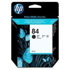ORIGINALE E SIGILLATO HP84 / C5016A cartuccia di inchiostro nero-rapidamente contabilizzata.