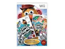 Family Game Night 1 and 2 Value Pack (Nintendo Wii, 2010)
