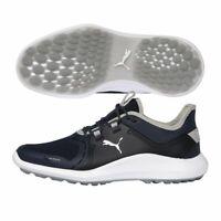 Puma Womens Ignite Fasten8 Spikeless Golf Shoes 194241 - Blazer/Silver - New