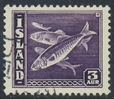 Iceland Used Stamps