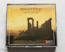 LUDGER REMY / FROBERGER The Strasbourg manuscript GERMANY 2CD box CPO (2000)